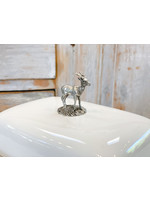 Butter Dish - Stag