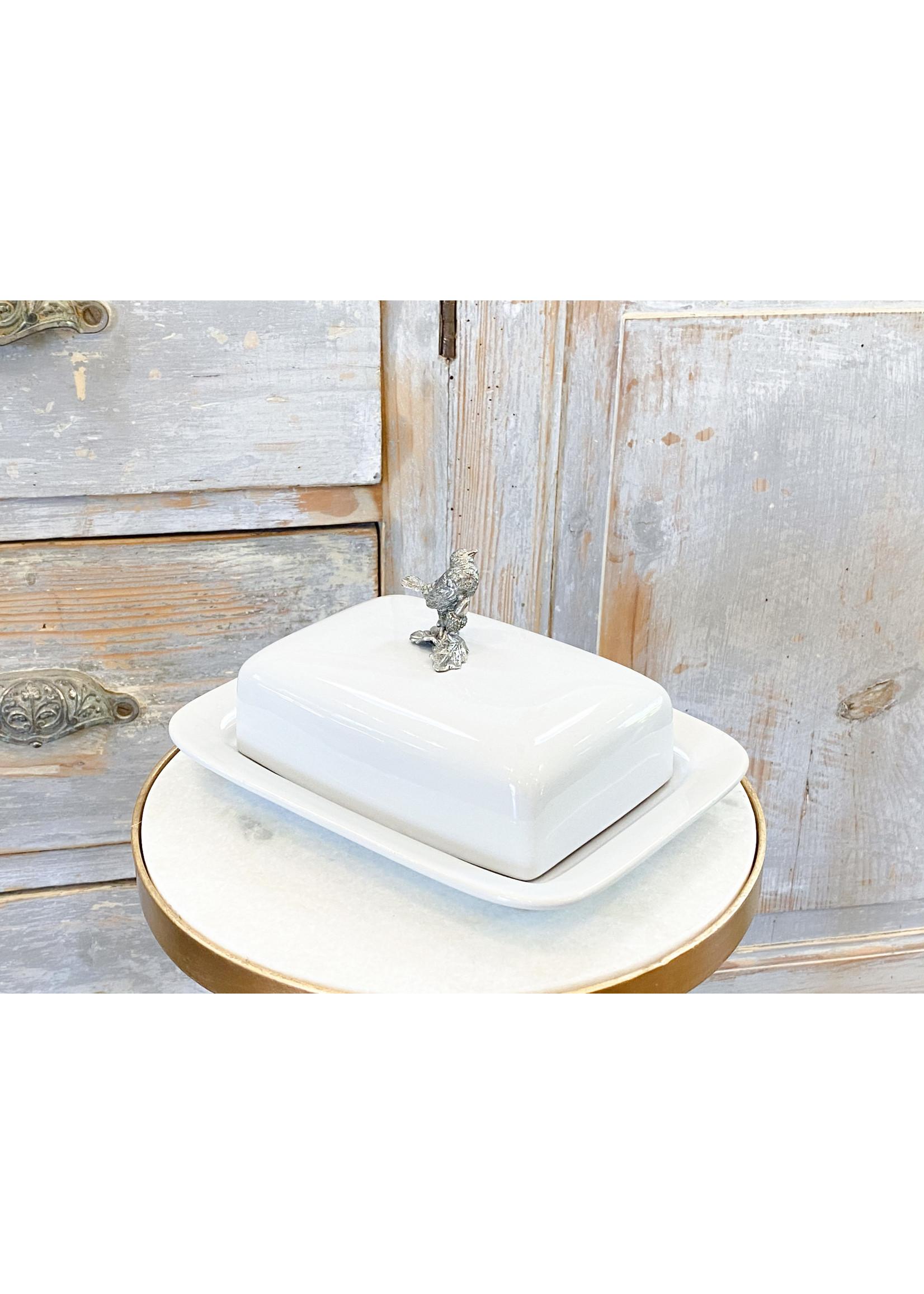 Butter Dish - Song Bird
