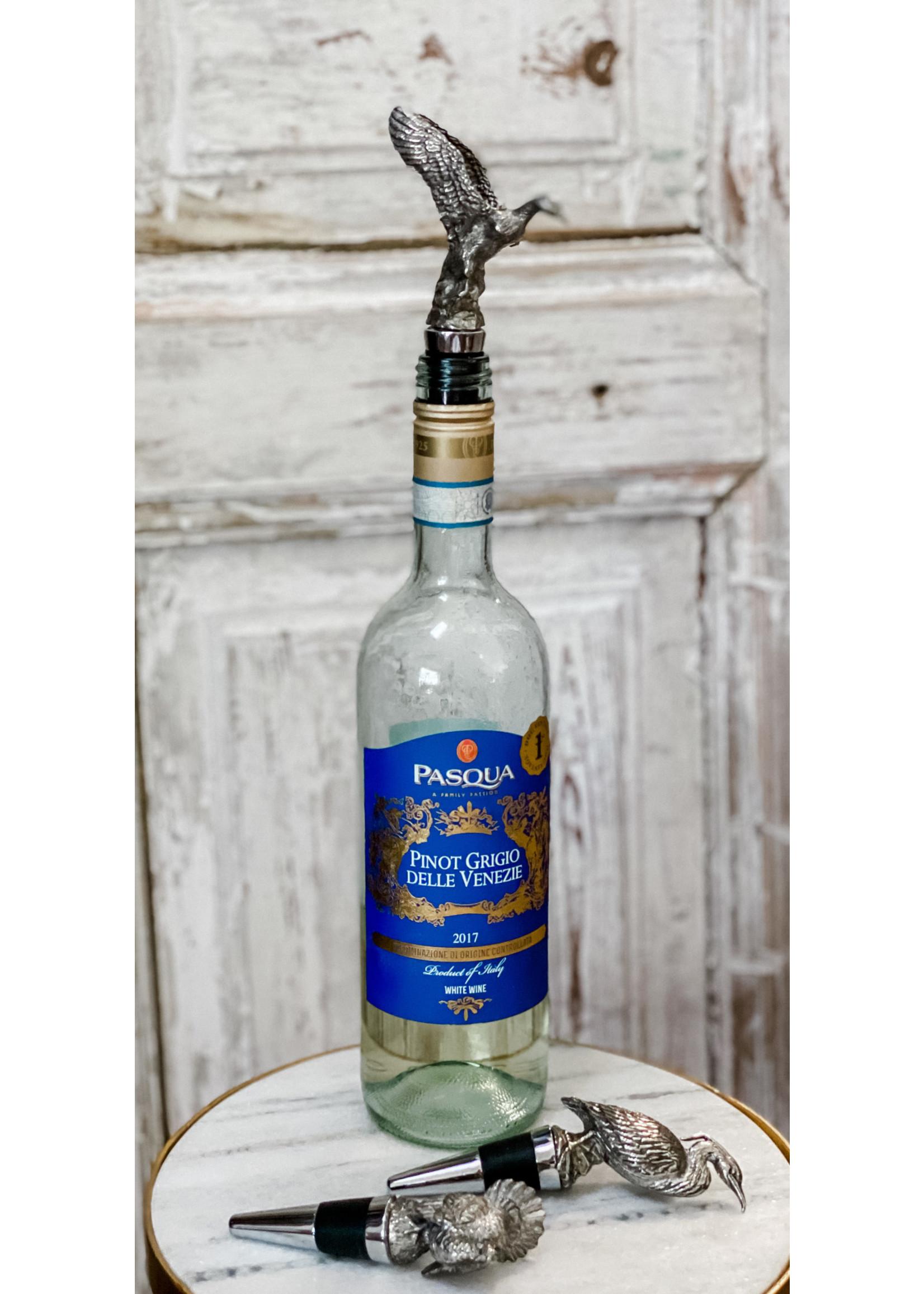 Bottle Stopper - Flying Duck