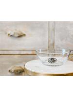 Napoleon Bee Glass Dip/Nut Bowl
