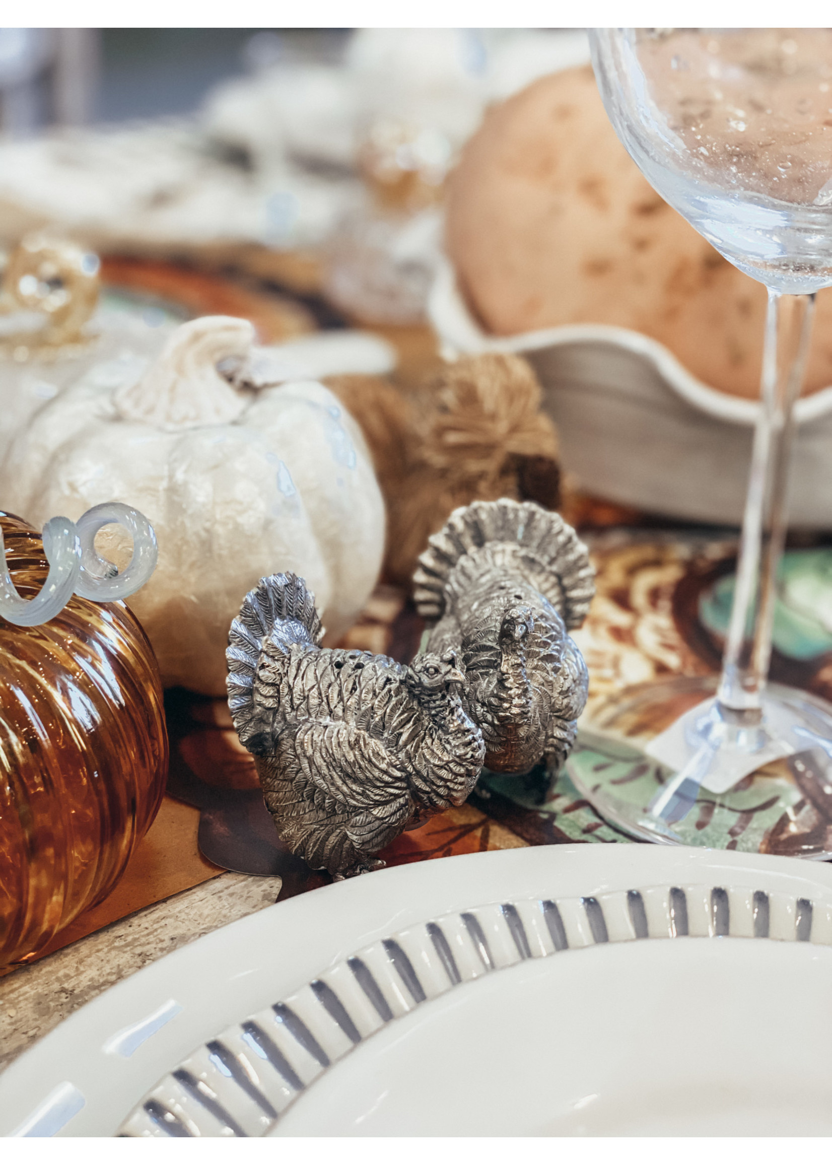 Salt & Pepper Set - Turkey