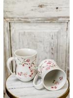 Juliska Berry & Thread Cherry Blossom - Mug