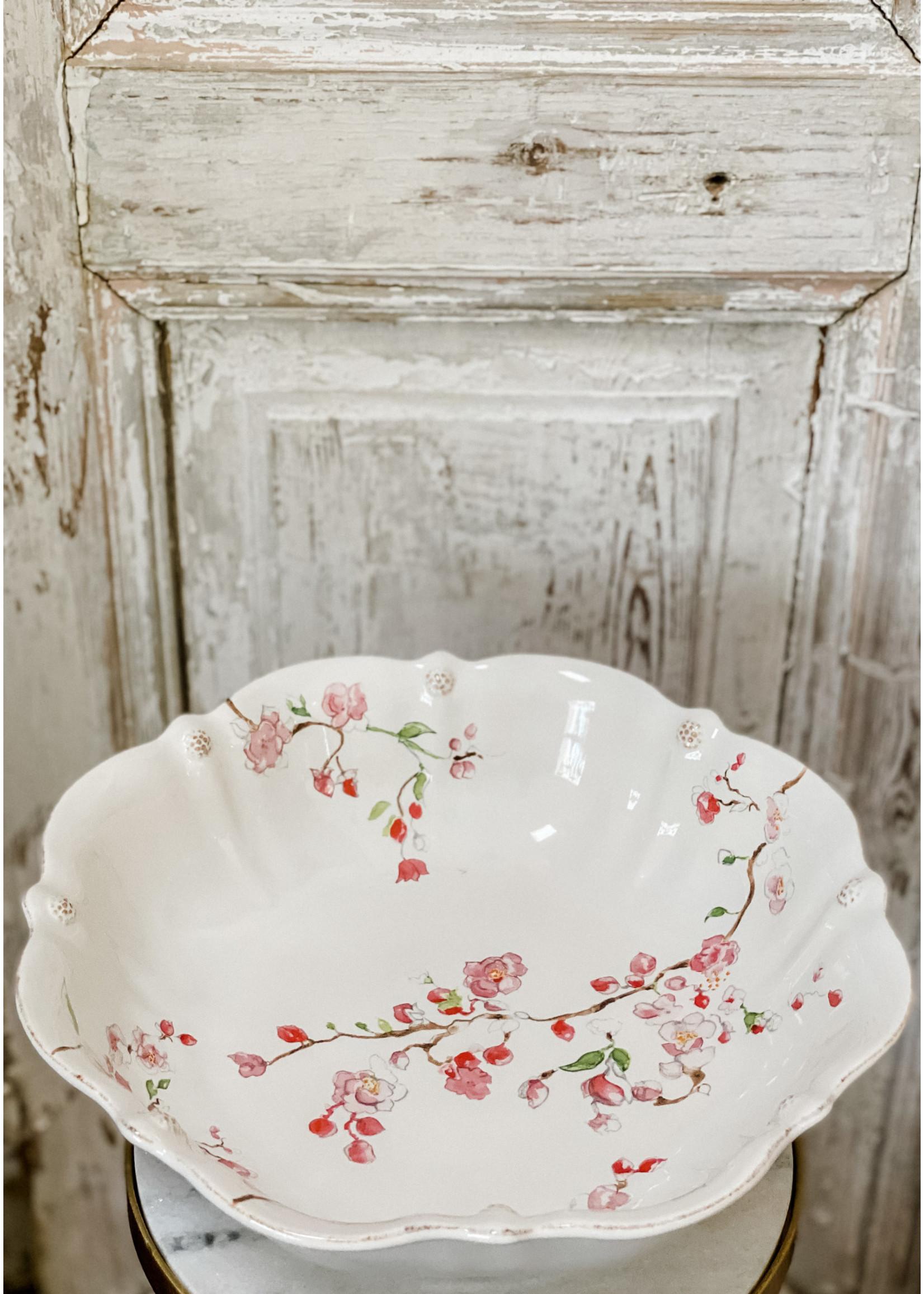 Juliska Berry & Thread Cherry Blossom - Serving Bowl
