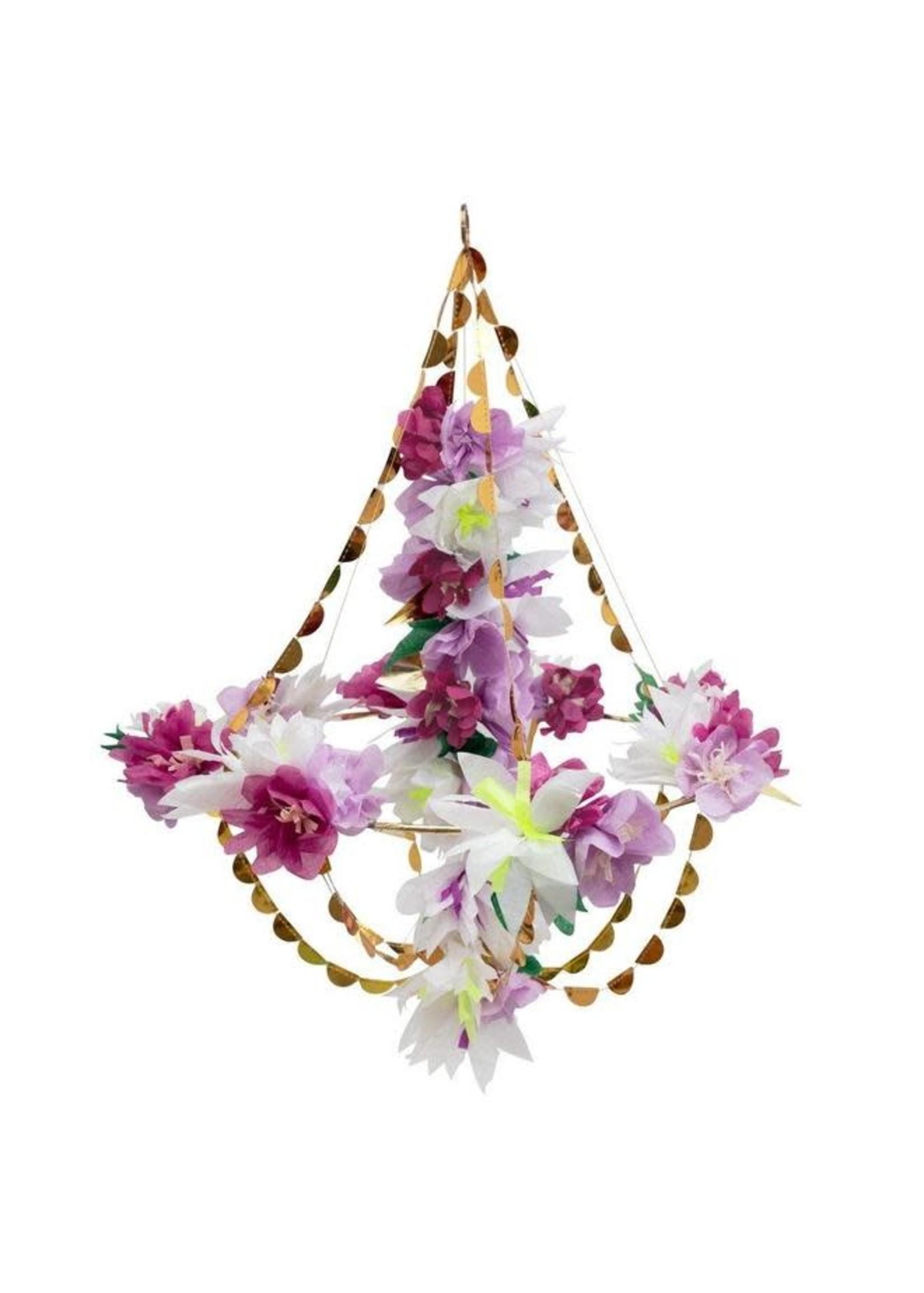 Meri Meri Lilac Blossom Chandelier