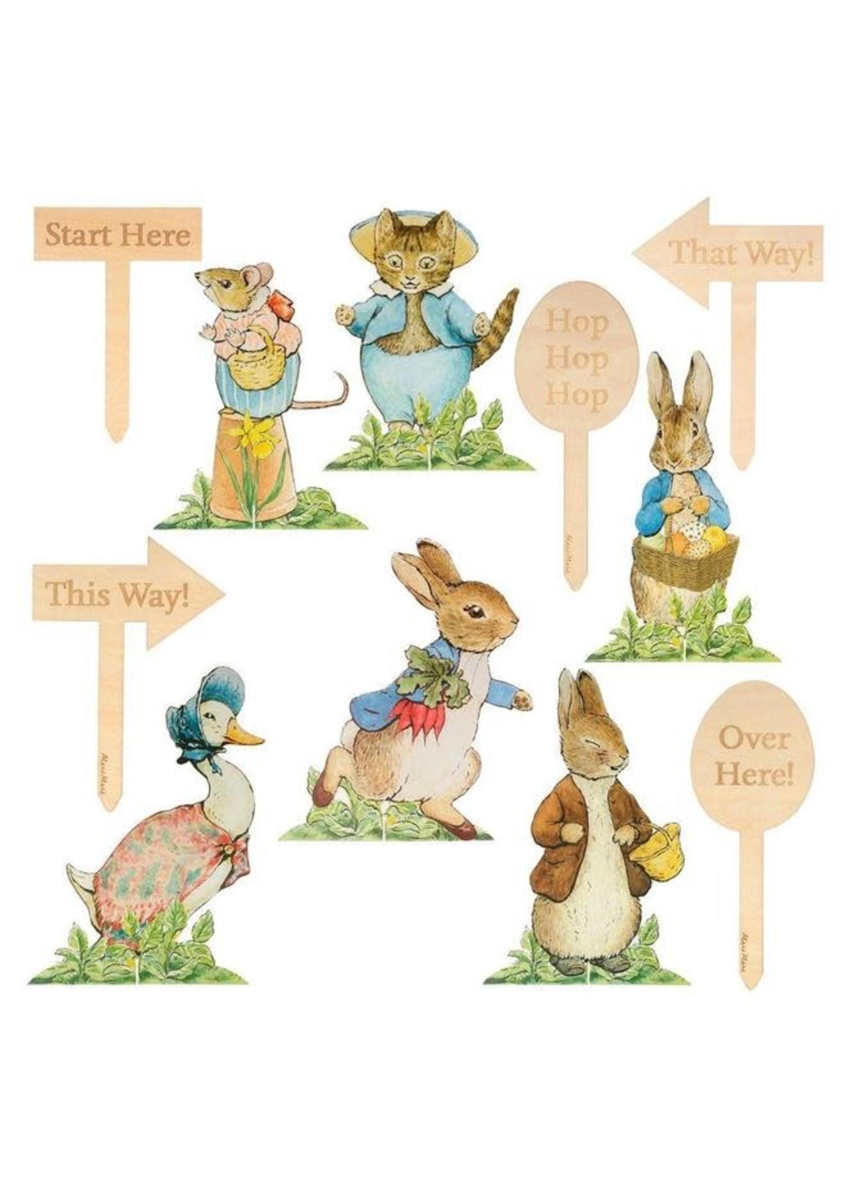 Meri Meri Peter Rabbit & Friends Egg Hunt Kit