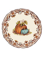 Hester & Cook Paper Placemats - Thanksgiving China (12 sheets)
