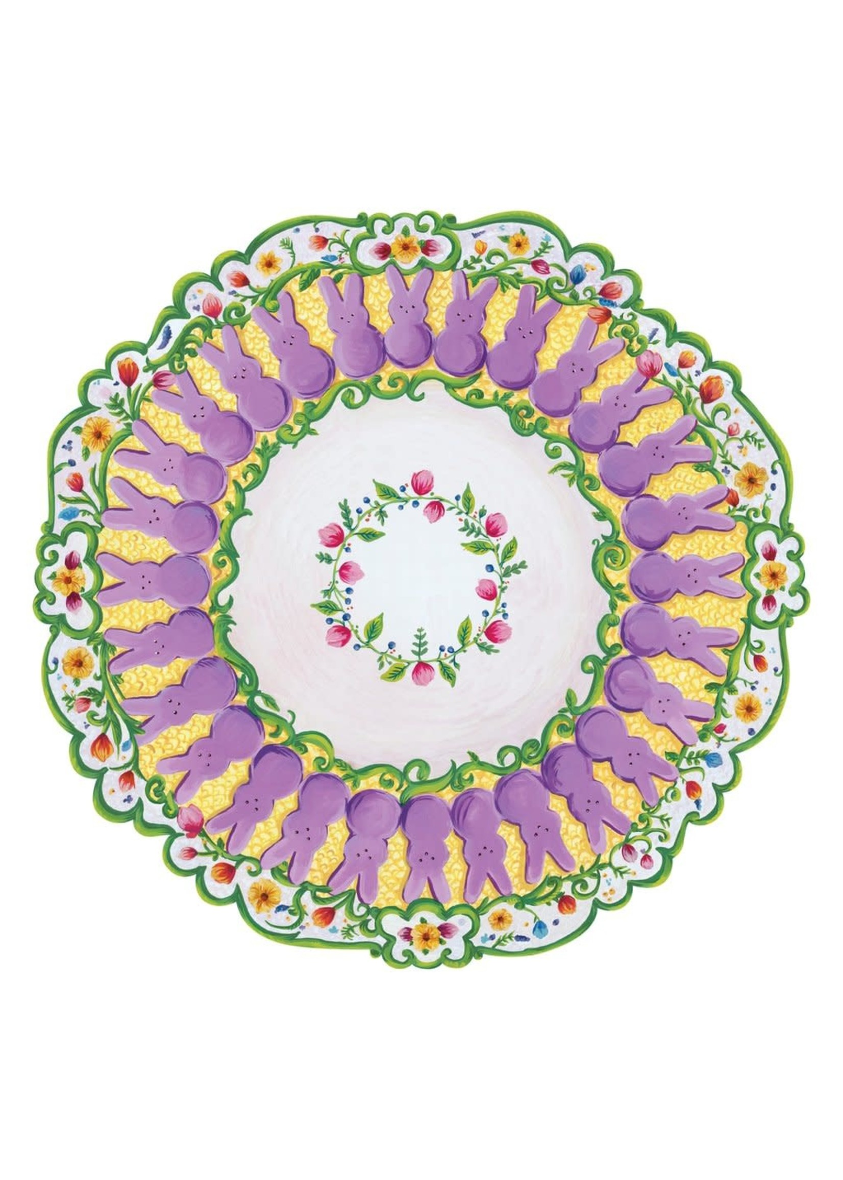 Hester & Cook Paper Placemats - PEEPS China (12 sheets)