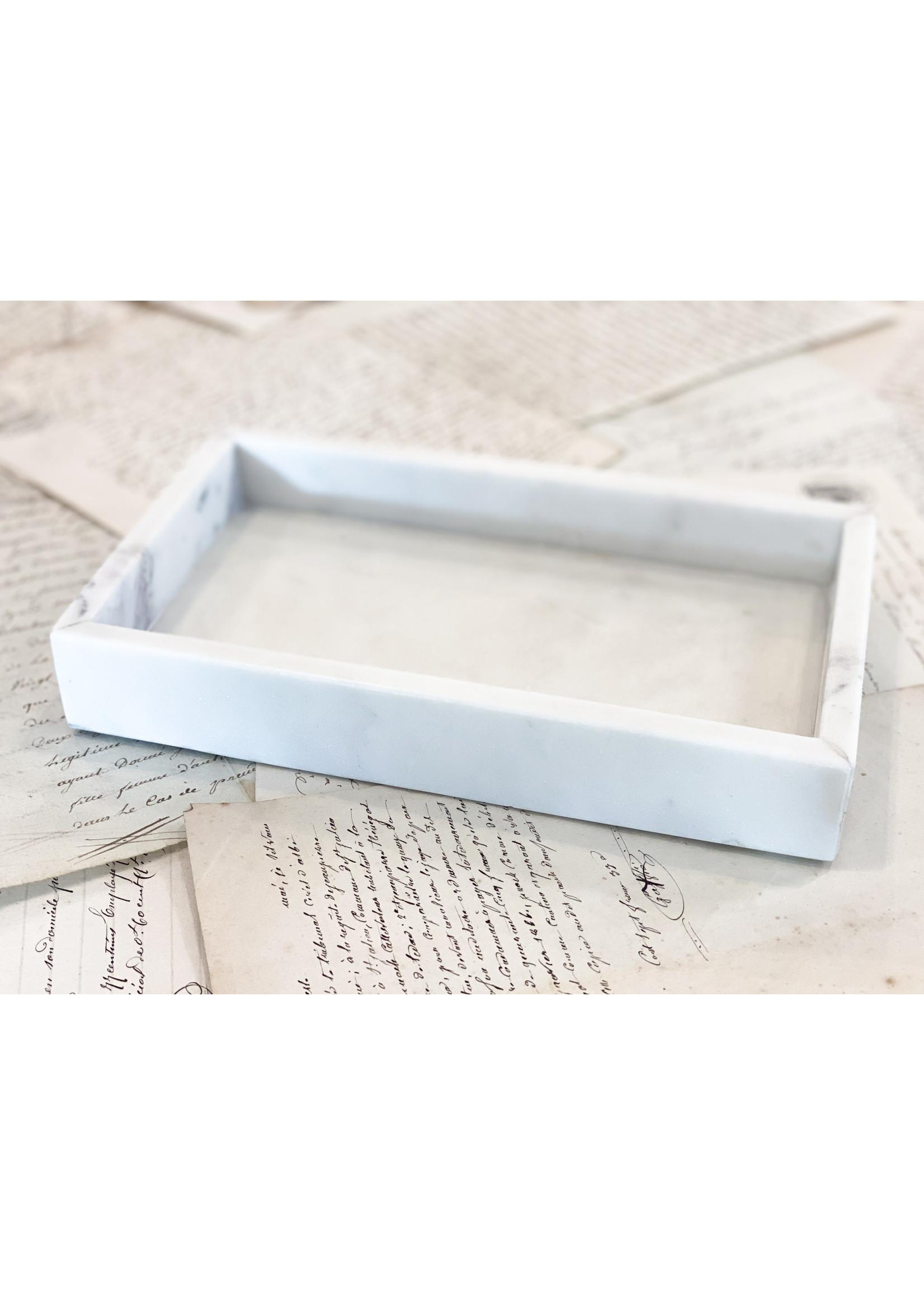 Marble - Napkin Tray
