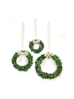 Boxwood Wreath - Small