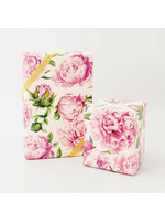Hester & Cook Gift Wrap - Peonies in Bloom (continuous roll)