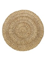 Juliska Placemat Straw Loop Round Natural