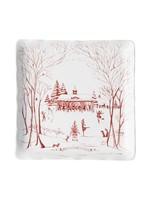 Juliska Country Estate - Ruby - Sweets Tray - Winter Frolic