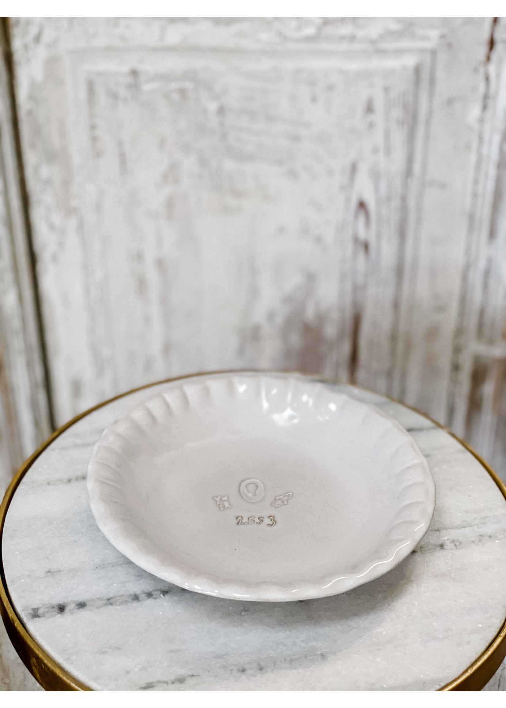 Yarnnakarn Cocktail Bowl - Fluted - Small