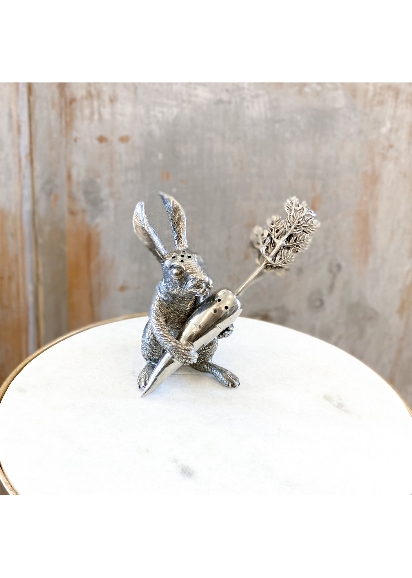 Salt & Pepper Set - Rabbit & Carrot