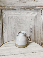 Farmhouse Pottery Pitcher - Baby Bell