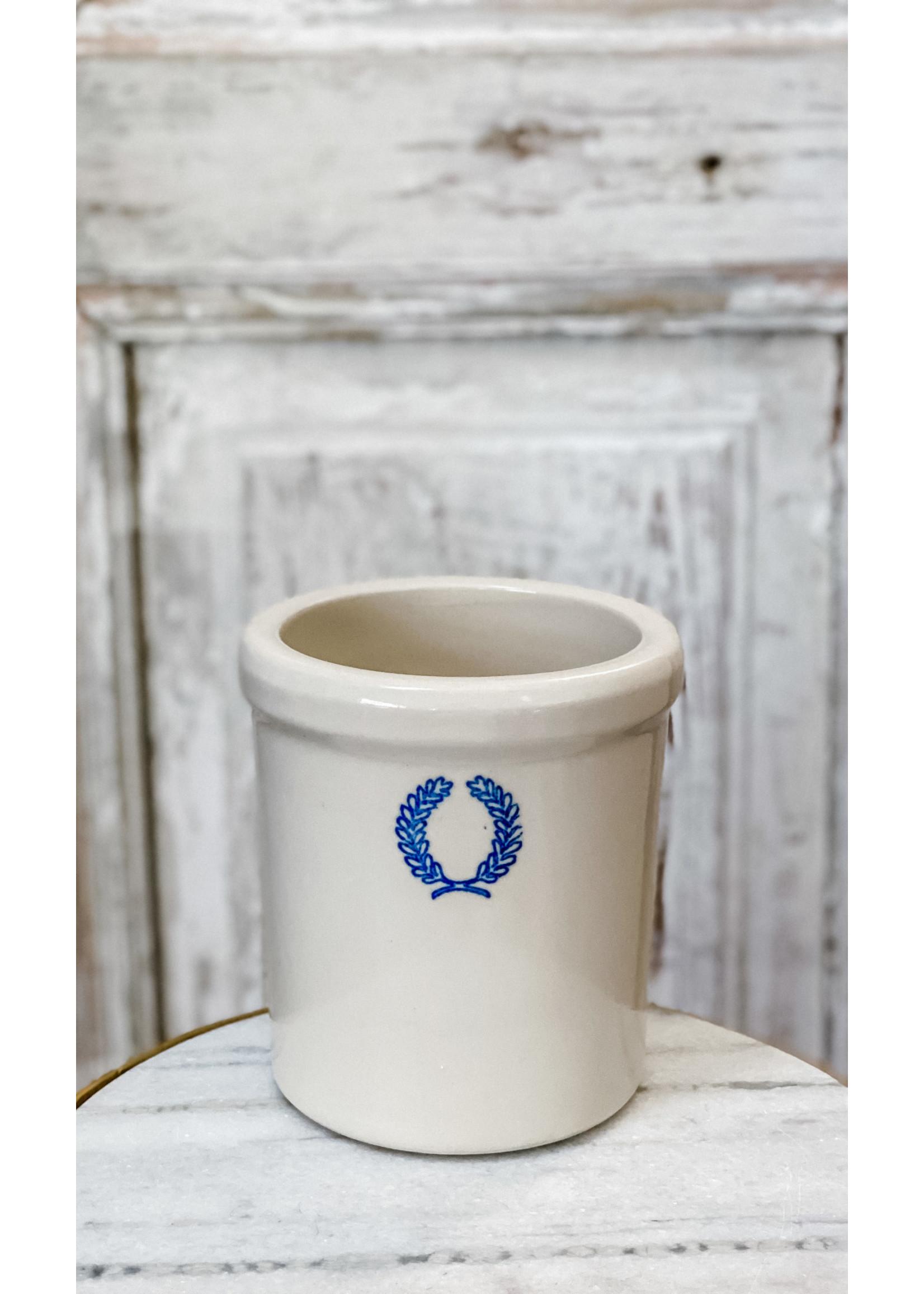 Farmhouse Pottery Laurel Crock - 1 Quart