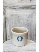 Farmhouse Pottery Laurel Crock - One Pint
