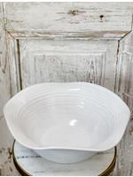 Farmhouse Pottery Windrow Bowl - Medium
