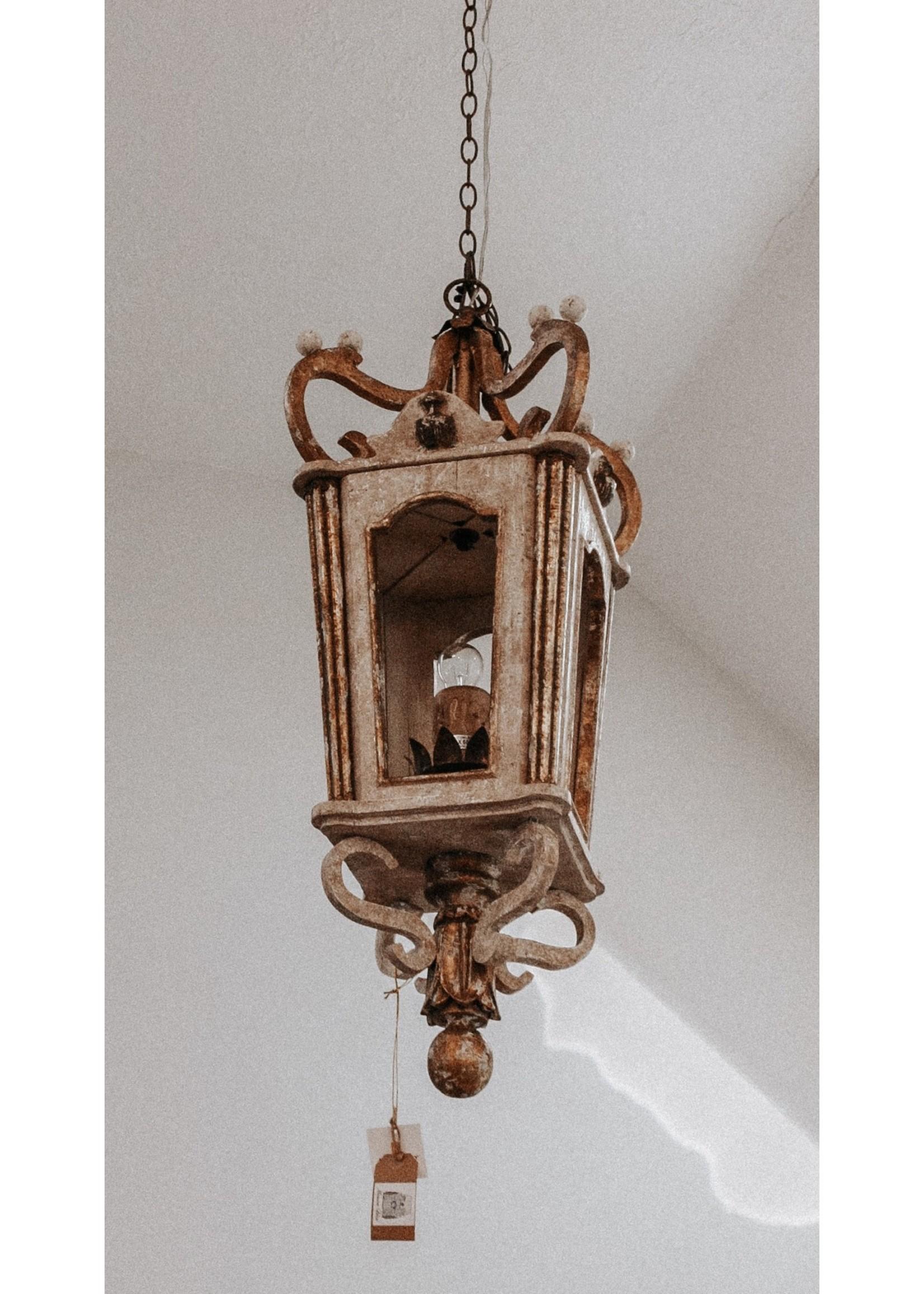 Aidan Gray Issac Lantern