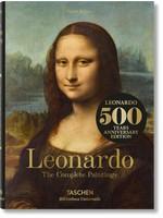 Book - Leonardo Da Vinci - The Complete Paintings