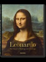 Book - Leonardo Da Vinci - The Complete Paintings & Drawings