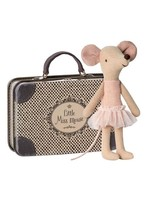 Maileg Big Sister Mouse - Ballerina in Suitcase