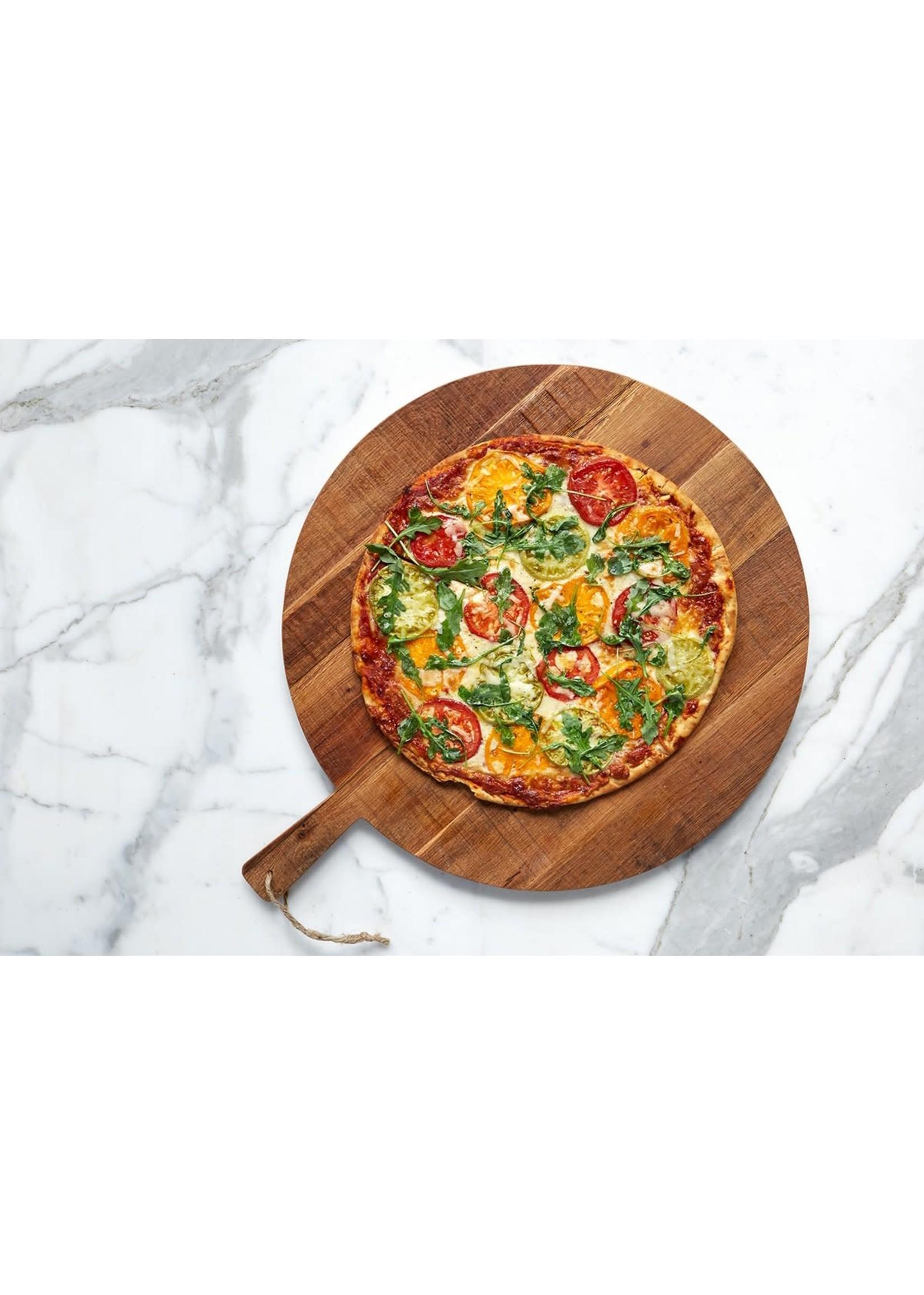 Charcuterie/Pizza Board - Oak Large