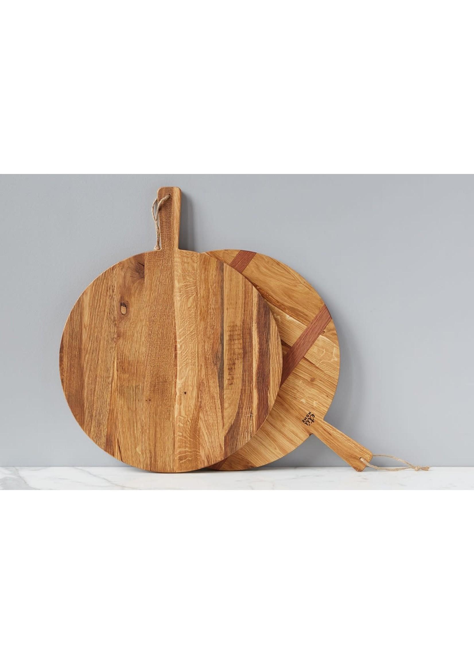 Oak Charcuterie/Pizza Board - Medium