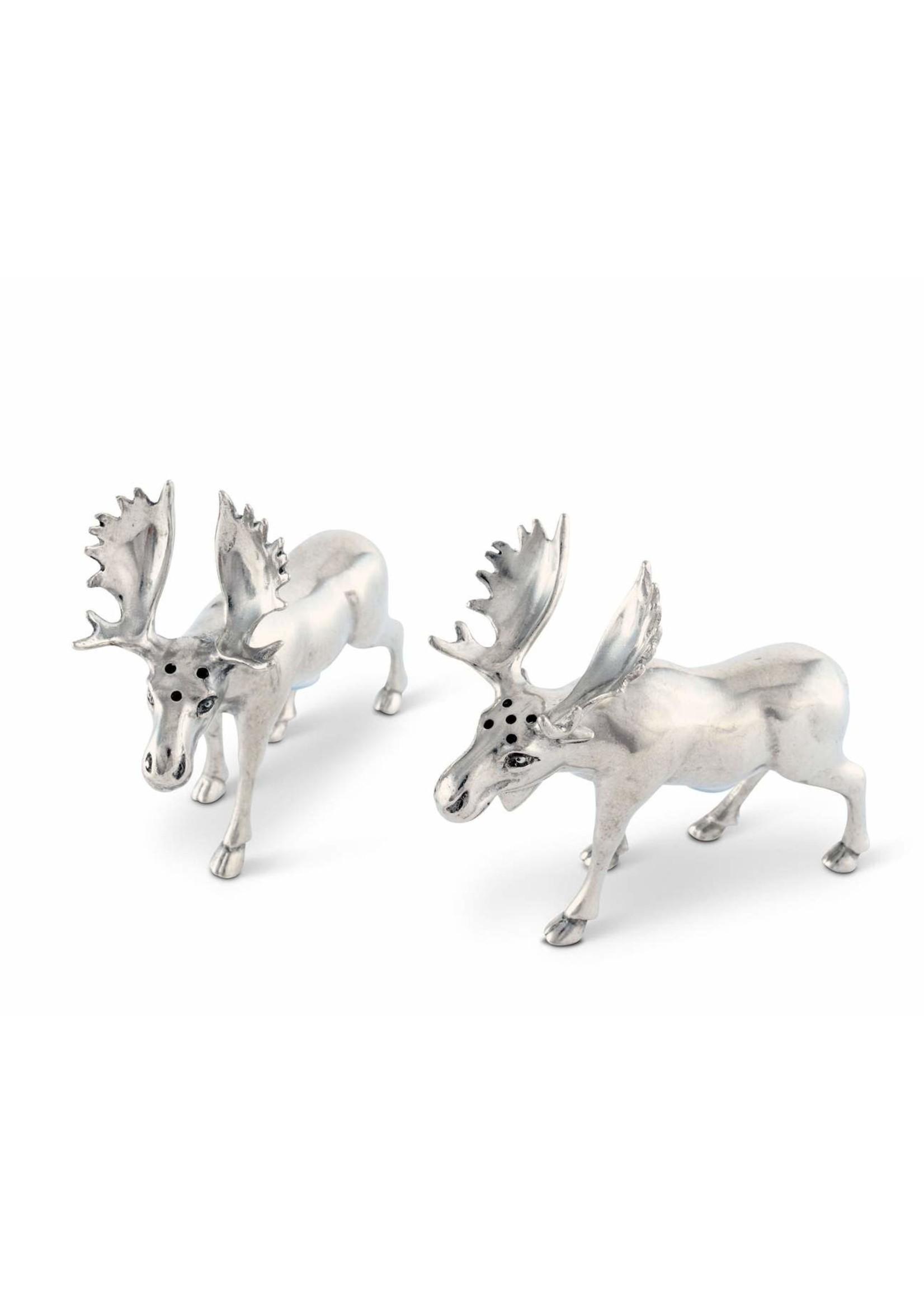 Salt & Pepper Set - Moose