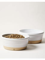 Farmhouse Pottery Farm Dog Bowl - Large