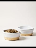 Farmhouse Pottery Farm Dog Bowl - Medium