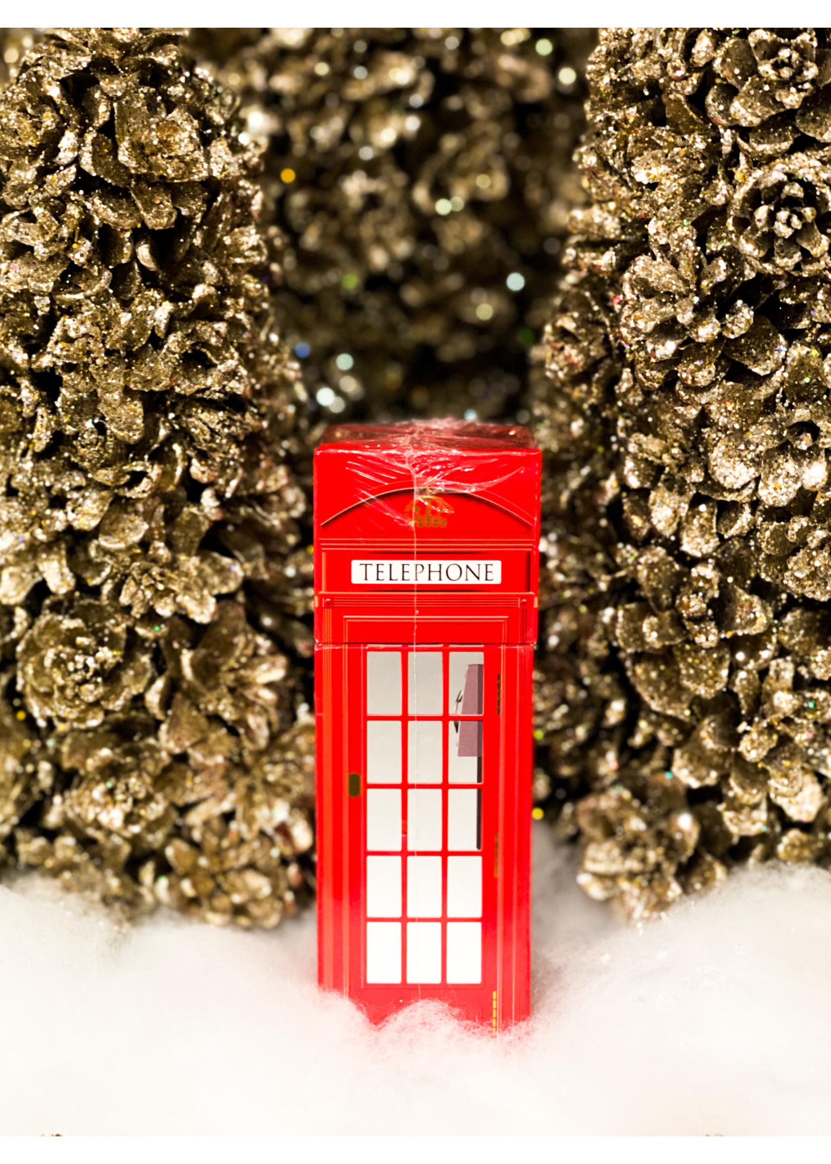 Matchbox Square - Telephone Box - Small