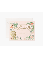 """Rifle Paper Co. Card - """"Greatest Mom Certificate"""""""