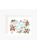 """Rifle Paper Co. Card - """"Maid of Honor"""""""