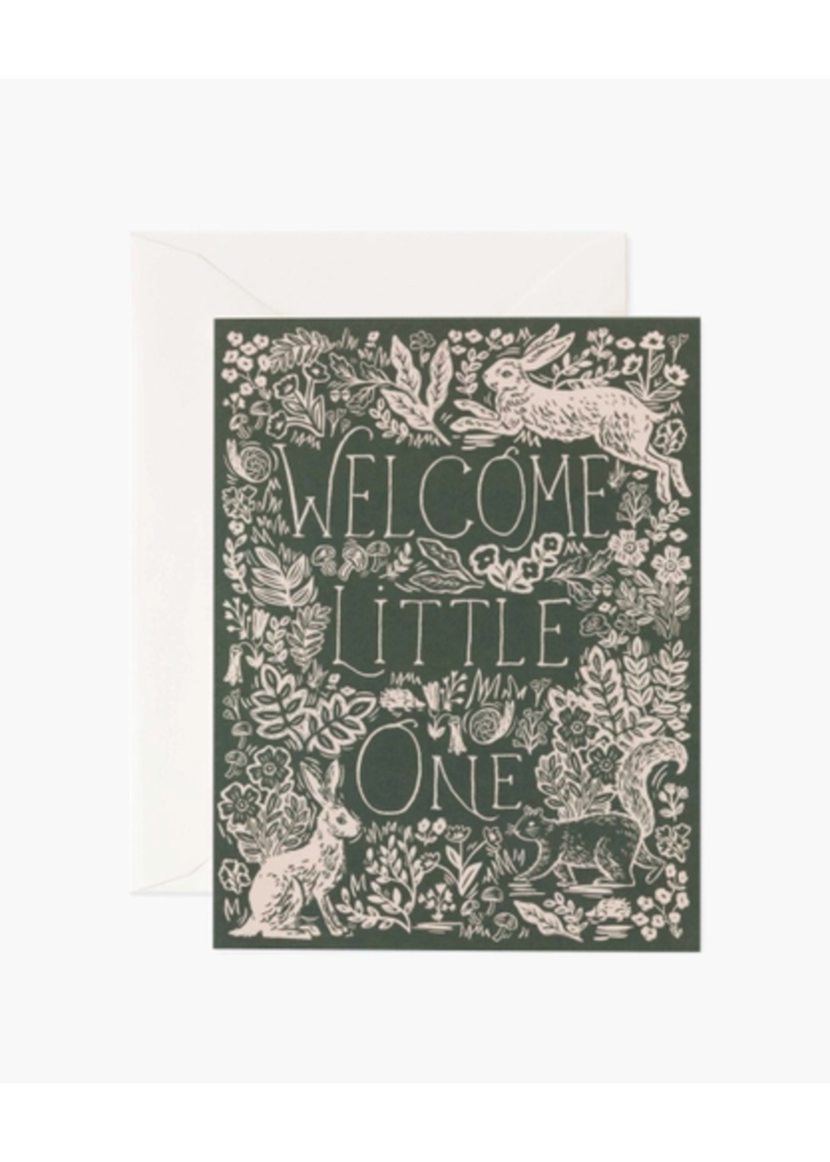 Rifle Paper Co. Card - Fable Baby