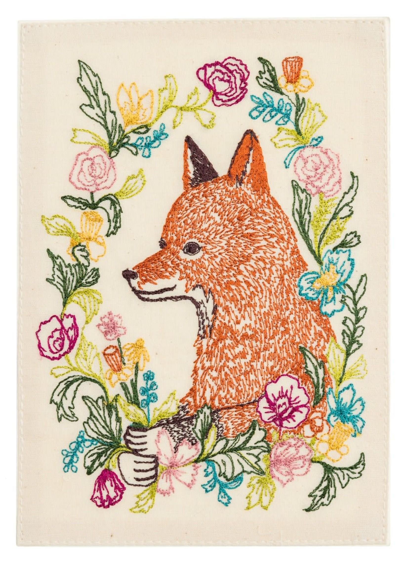 Coral and Tusk Card - Garland Fox