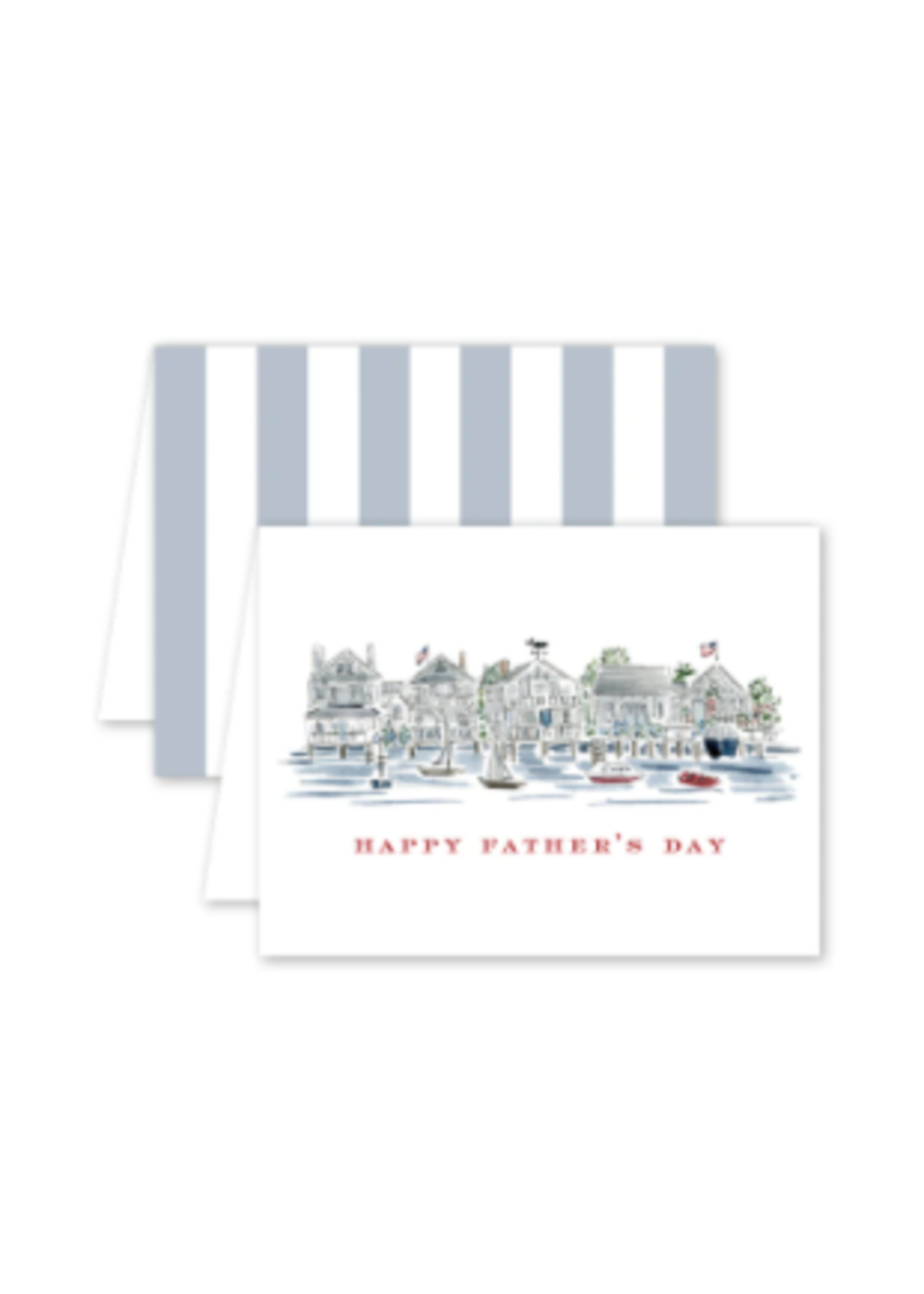 Dogwood Hill Card - Nantucket Father's Day