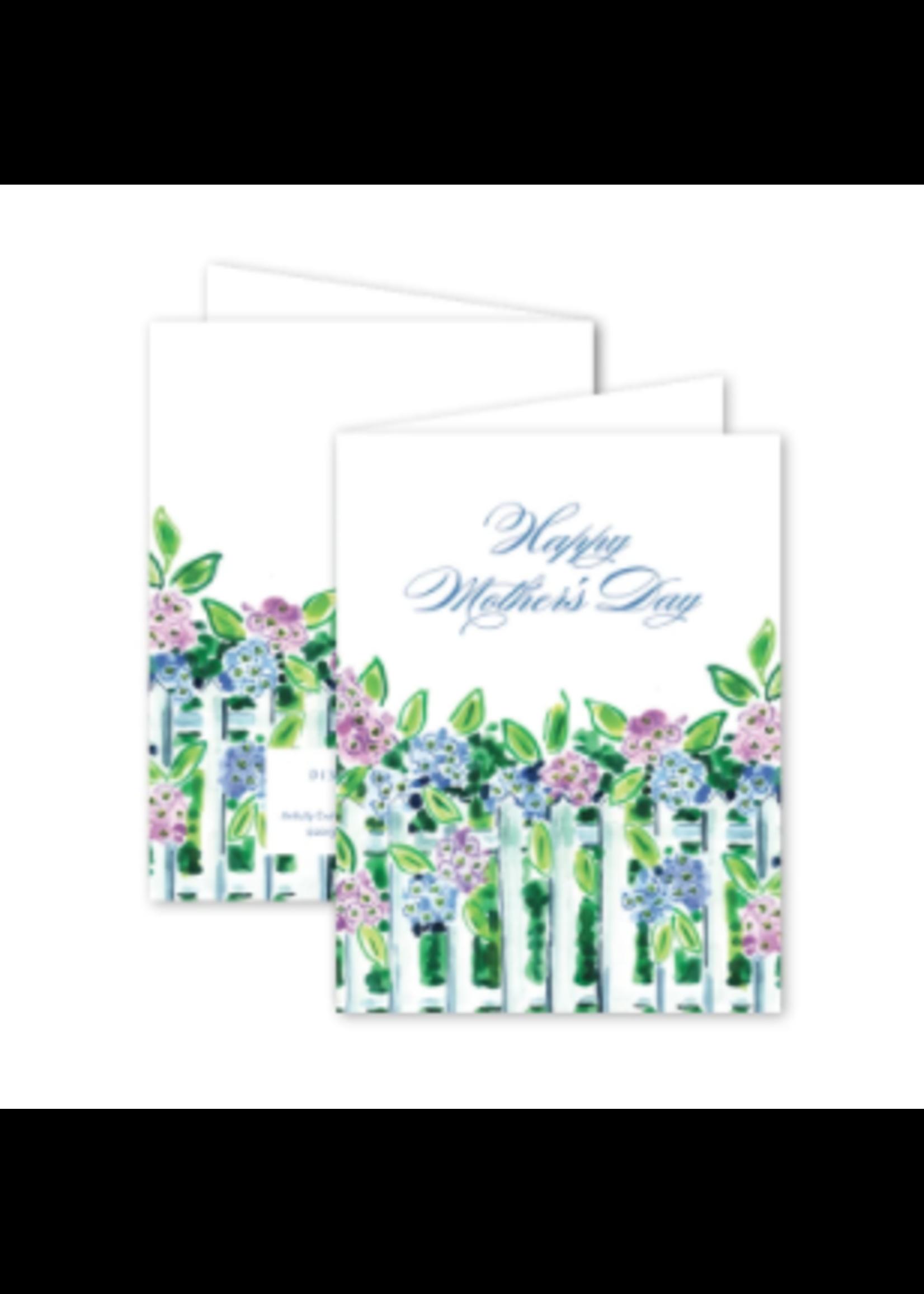 Dixie Design Card - Nantucket Hydrangeas Mother's Day