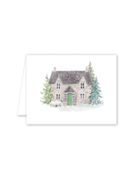 Dogwood Hill Card - Scottish Countryside