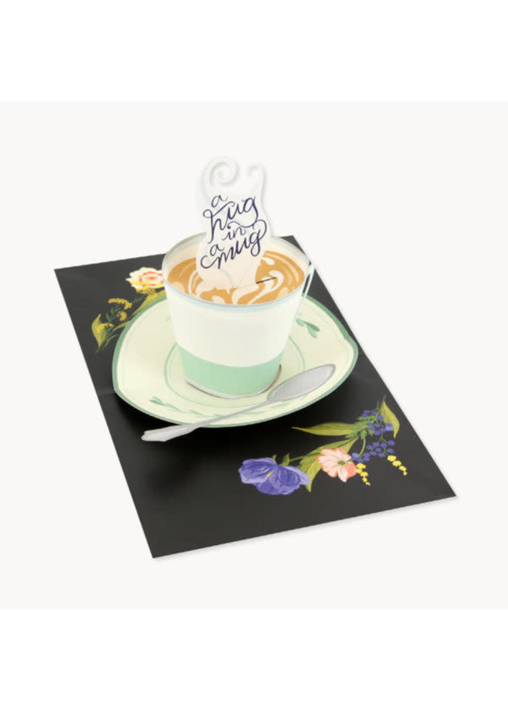 Card - Hug in a Mug