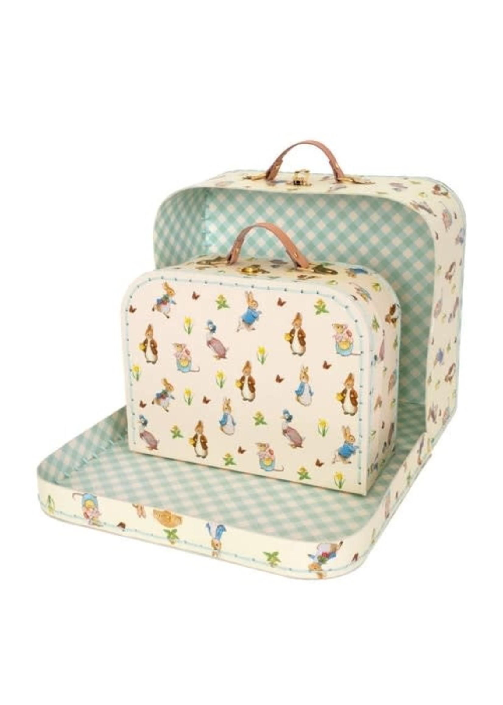 Meri Meri Peter Rabbit Suitcases (set of 2)
