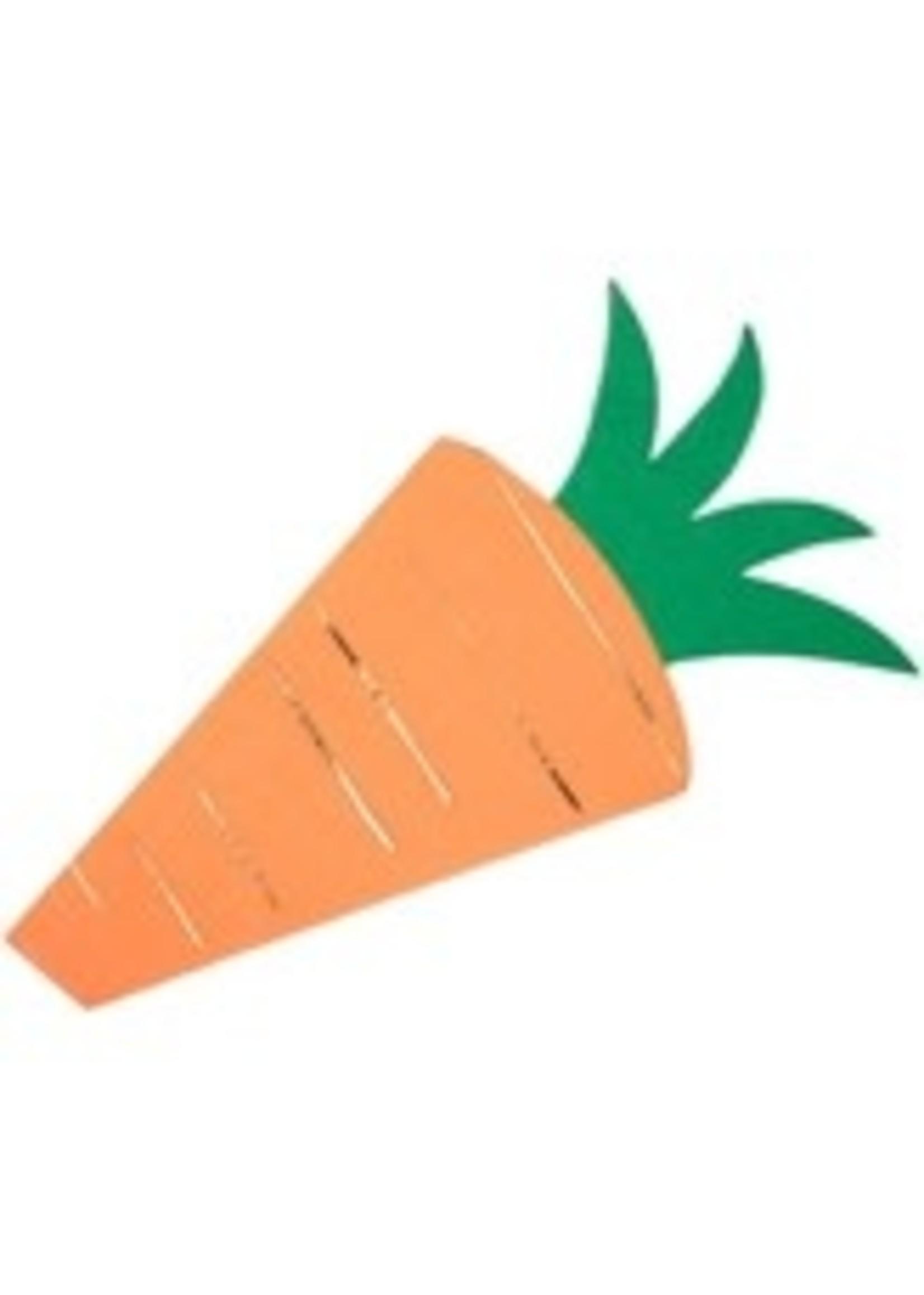 Meri Meri Paper Napkin - Carrot
