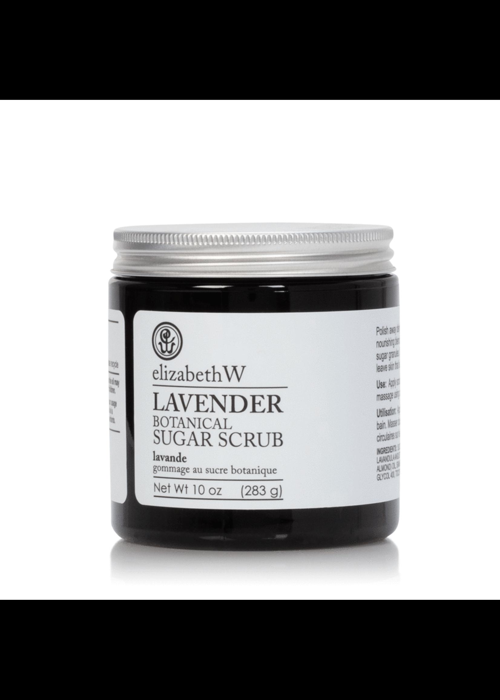 Elizabeth W Sugar Scrub - Lavender
