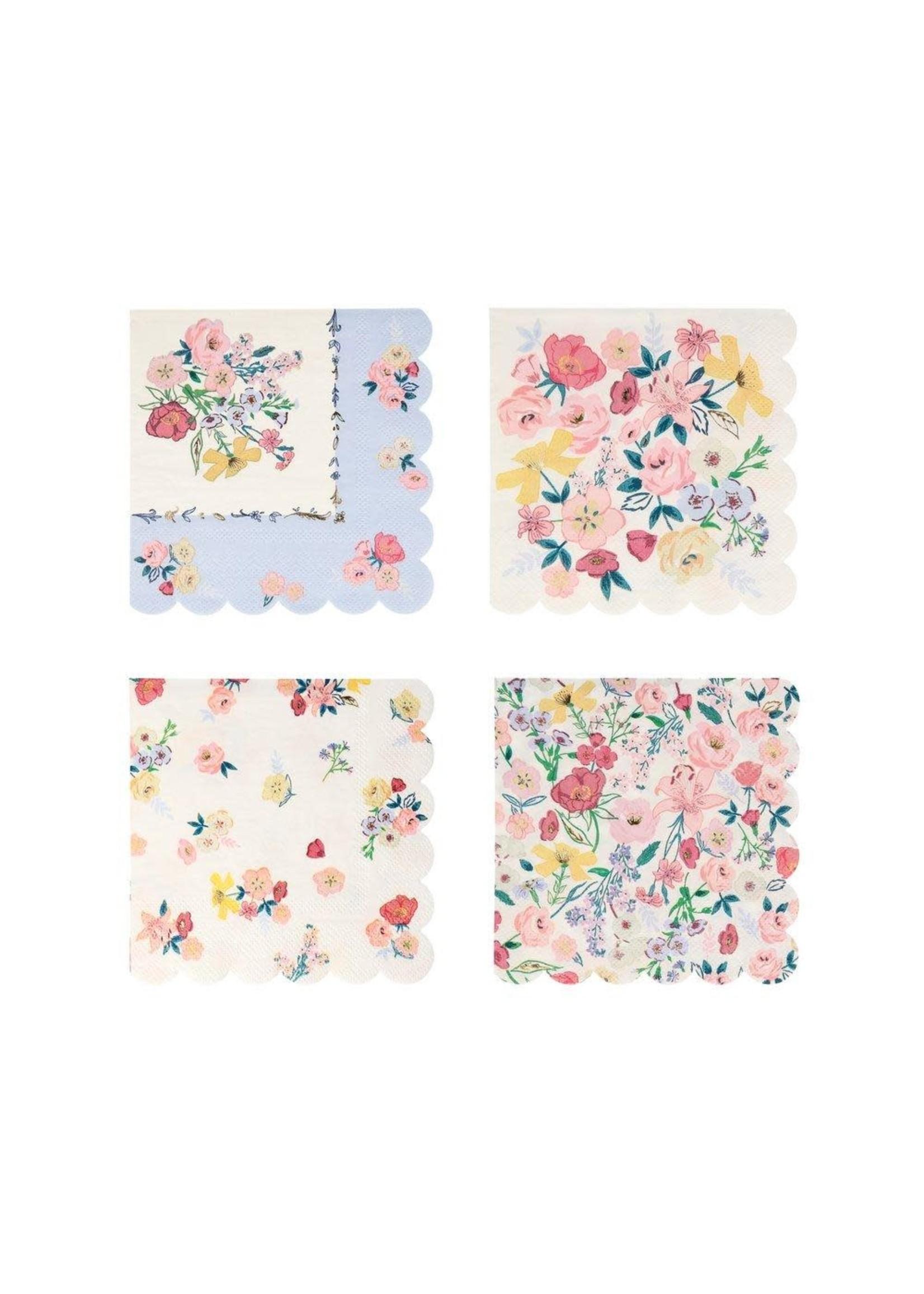 Meri Meri Paper Napkin - English Garden Large