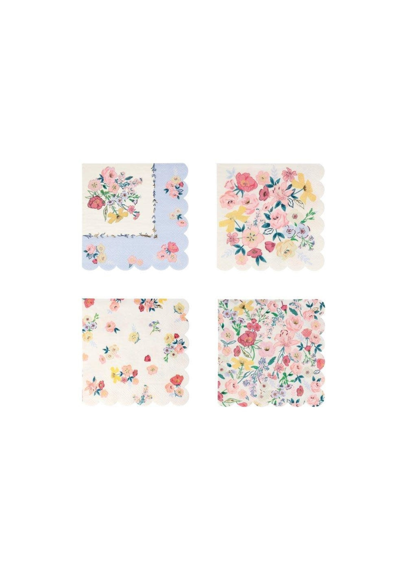 Meri Meri Paper Napkin - English Garden Small
