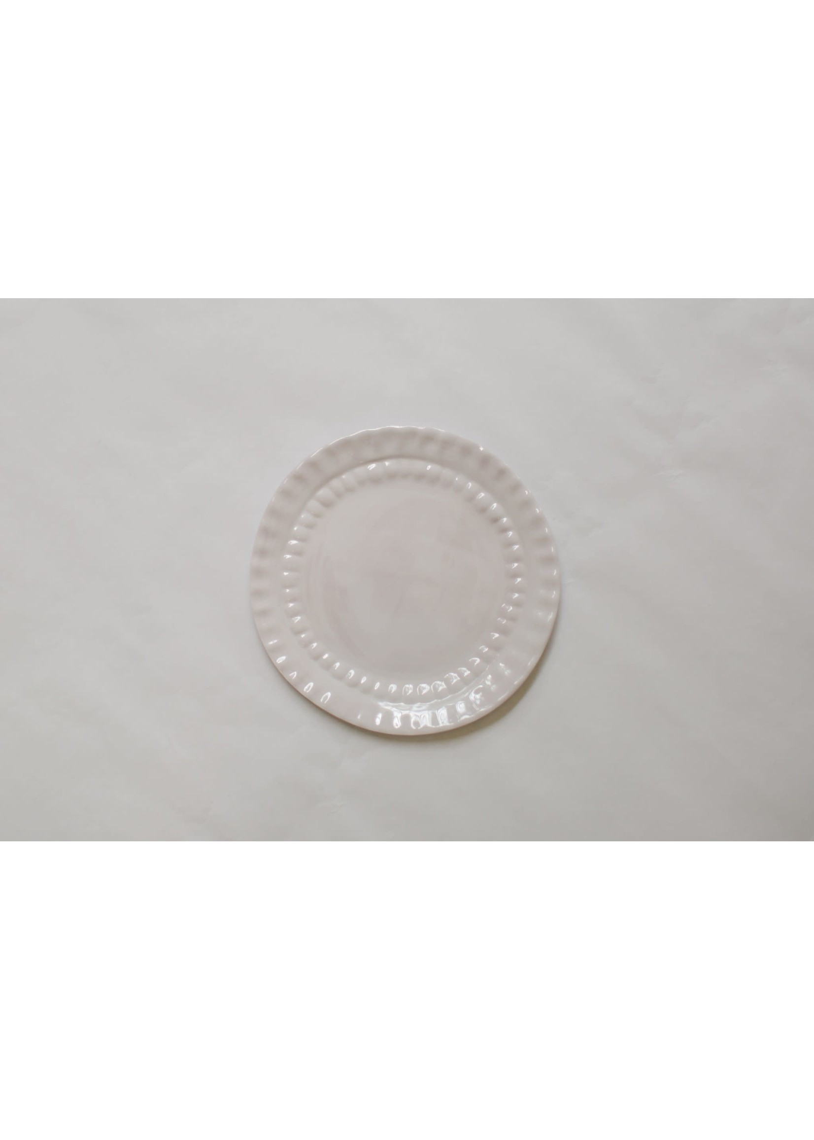 Relish Melamine - Canapé Plate Set - White