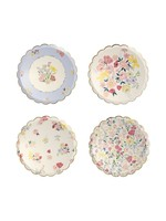 Meri Meri Paper Side Plates - English Garden