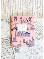 Rifle Paper Co. Passport Pocket Notebook (pack of 2)