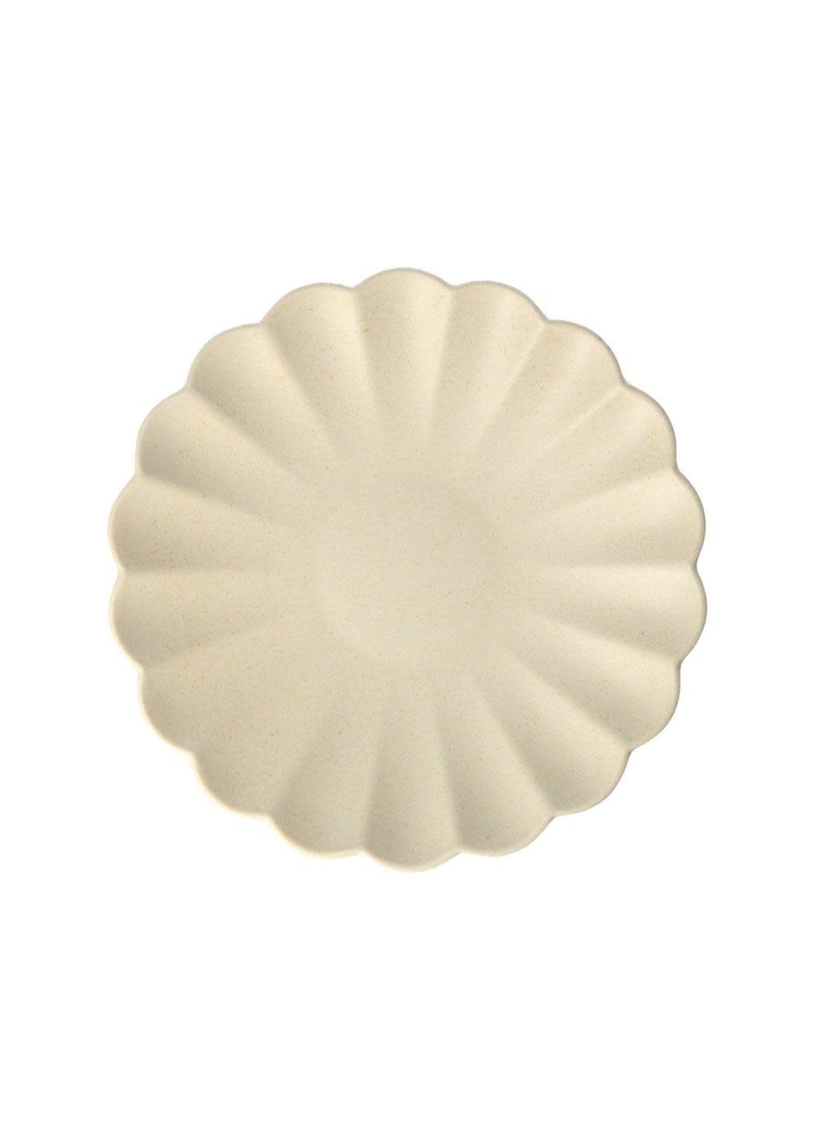Meri Meri Bamboo Plates - Natural Small