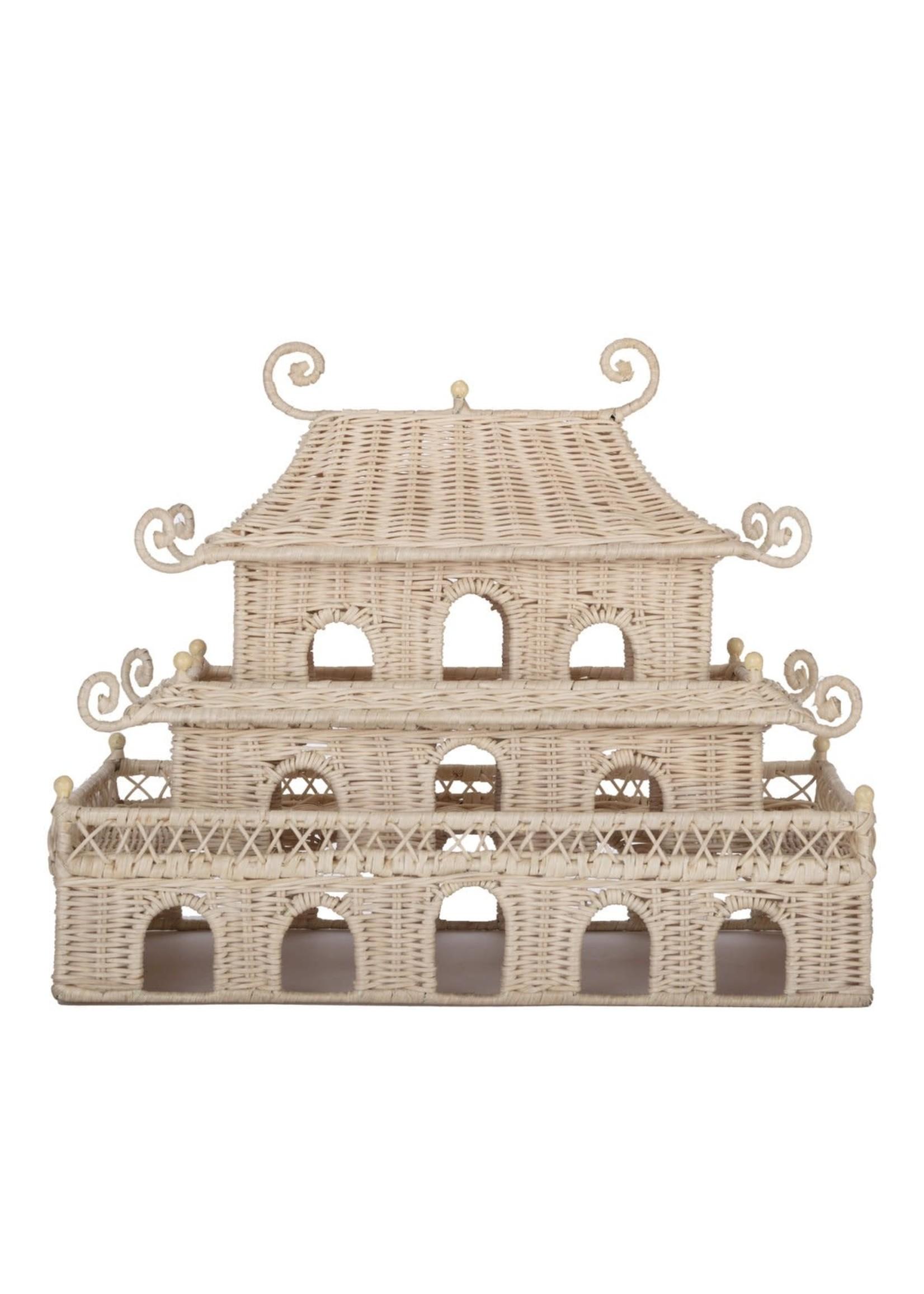 Amanda Lindroth Rectangle Pagoda